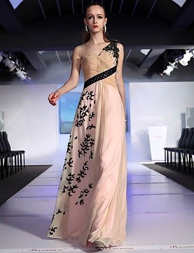 $154.49 Ball Gown One Shoulder / Sweetheart Neckline ...