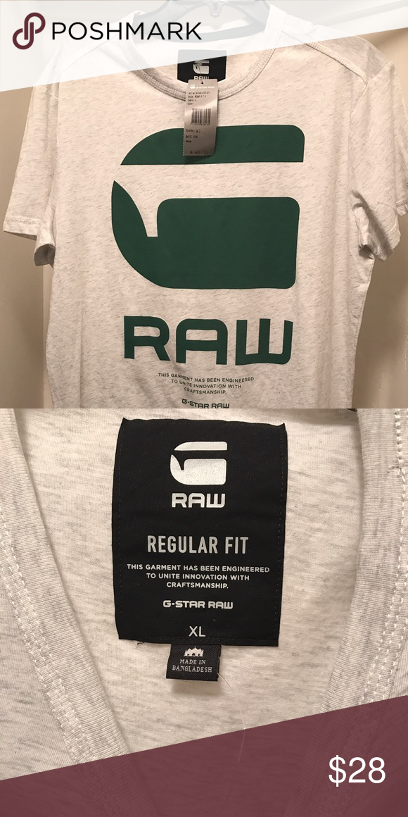 G Star Raw T Shirt G Star Woven Labels G Star Raw