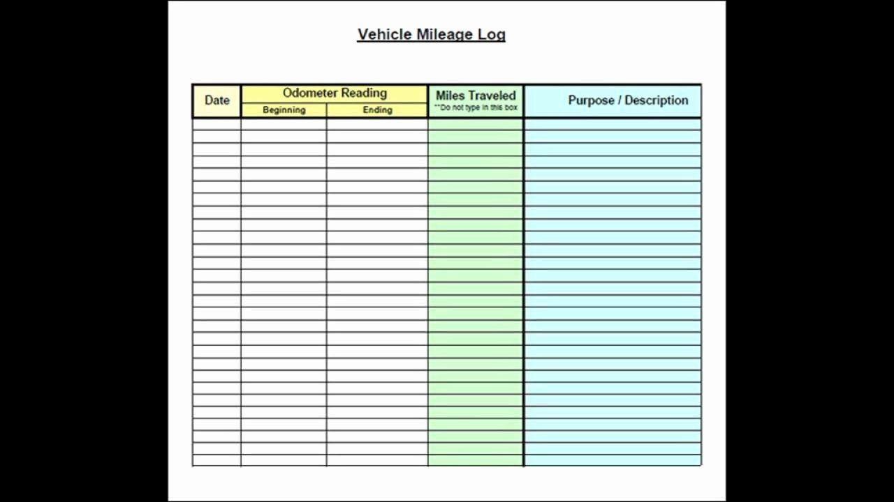 Vehicle Fleet Management Excel Template Beautiful Fleet Vehicle