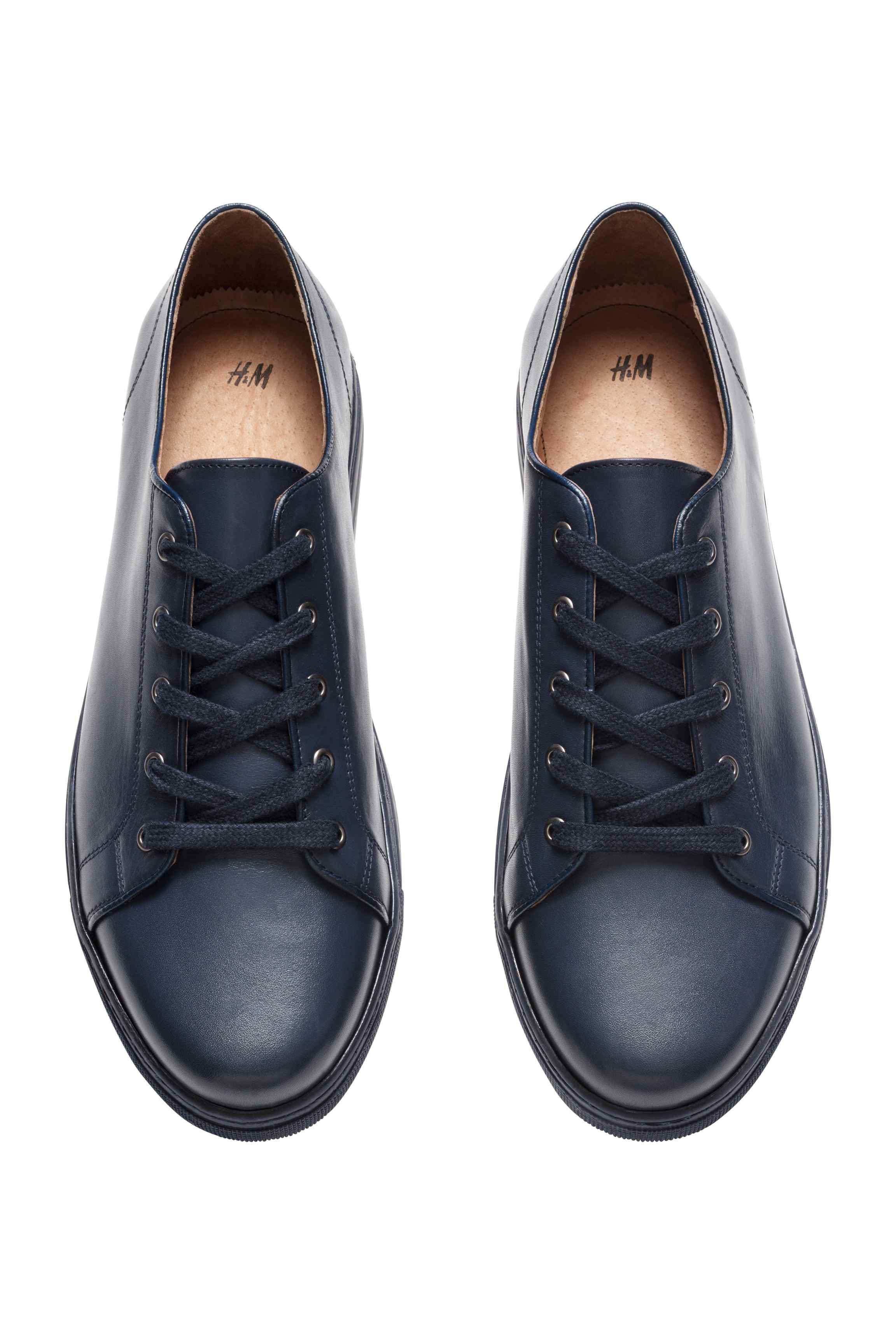 Buty Sportowe Ze Skory Sneakers Leather Sneakers Genuine Leather Shoes