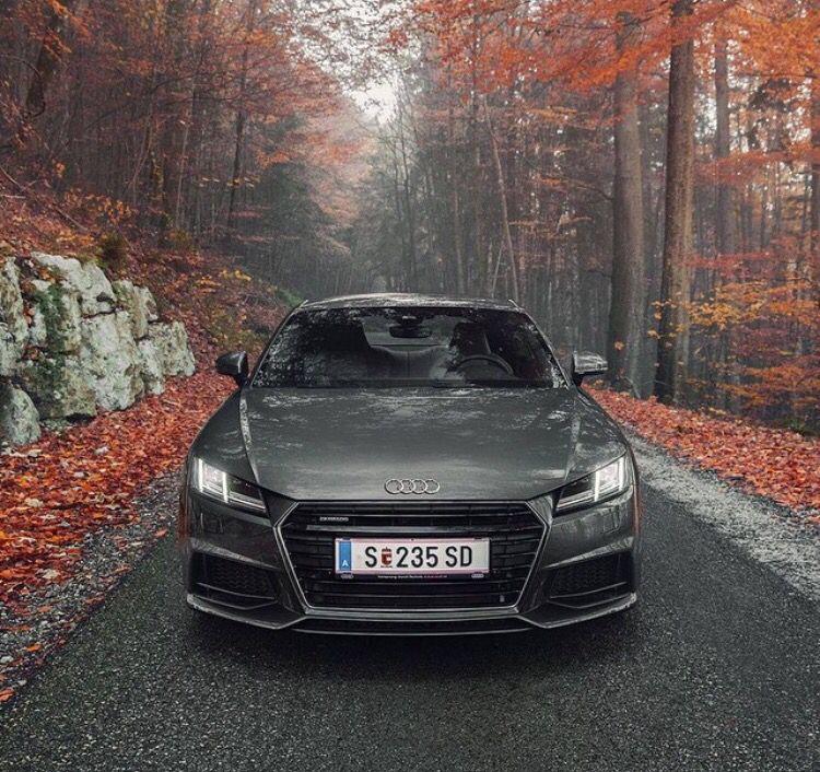 Audi, Audi TT, Audi 2017