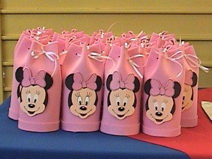 6193845f6 Bolsitas Para Cumpleaños · Dulceros de Minnie Más Recuerdos De Minnie  Mouse, Cosas De Minnie, Fiesta De Minnie