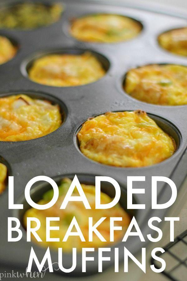Easy Weekday Breakfast Muffins