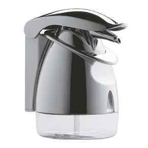 STE-2200 - 275 ml - refillable - Liquid soap dispenser for hotel - Sterling Line - QTS ITALY - www.qtsitaly.it