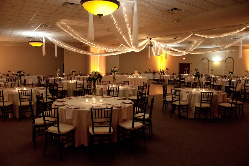 Columbus Ohio Wedding Reception Venues Brookshire Facility White