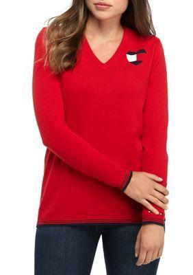 Tommy Hilfiger Damen Pullover Ivy online kaufen | VANGRAAF.COM