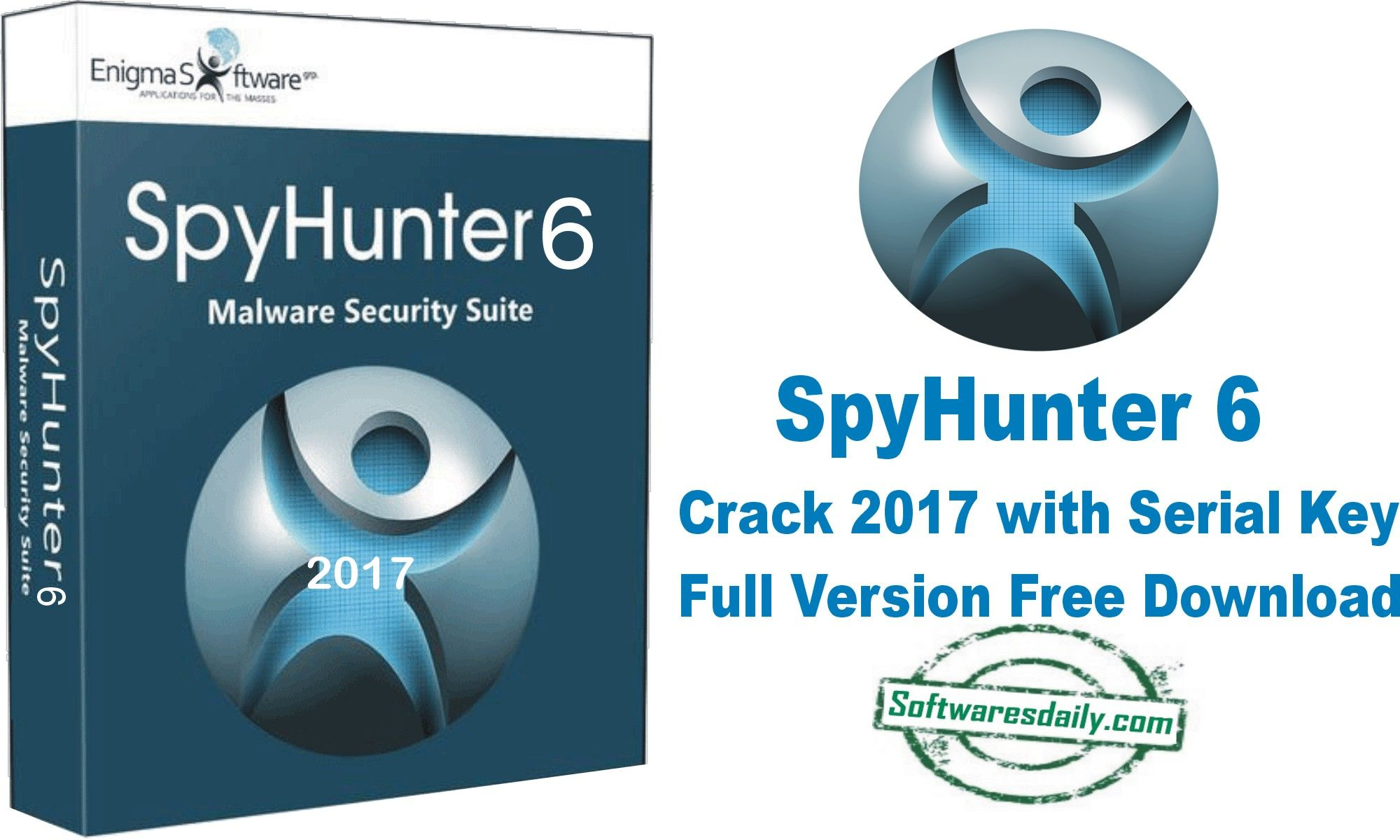SpyHunter 6 Crack 2017 with Serial Key Full Version Free