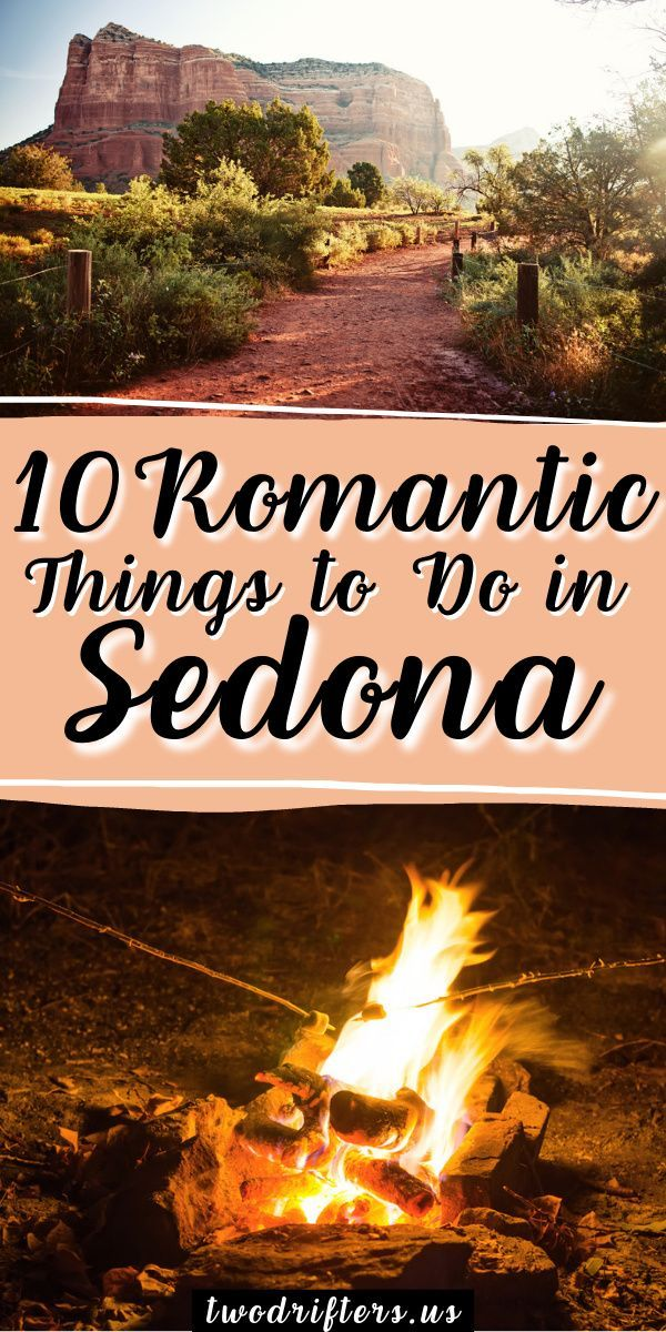 10 Beyond Romantic Things To Do in Sedona, Arizona
