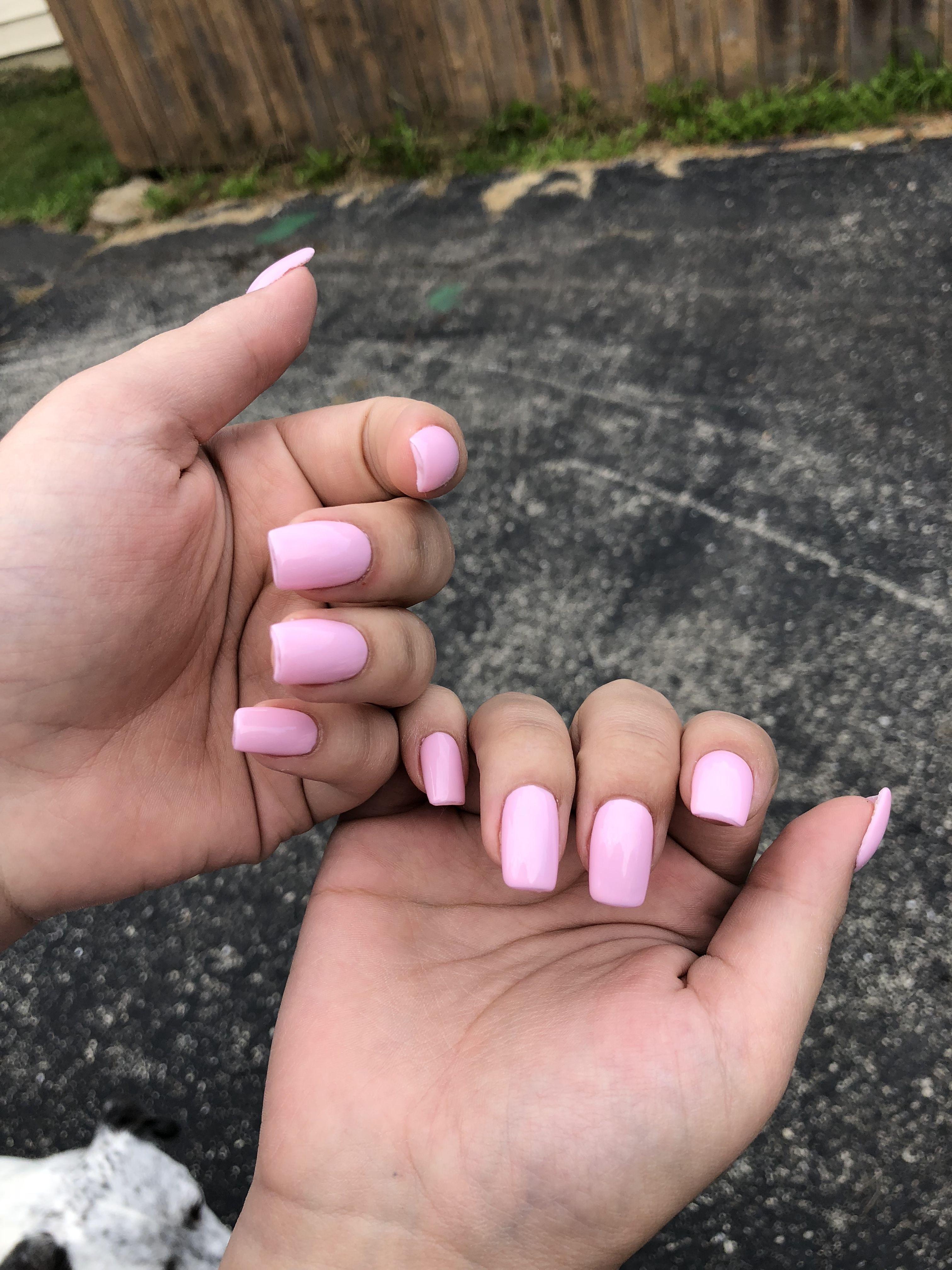 Pink Acrylic Nails Long Light Pink Bright Pink Square Nails Pink Acrylic Nails Light Pink Acrylic Nails Bright Acrylic Nails