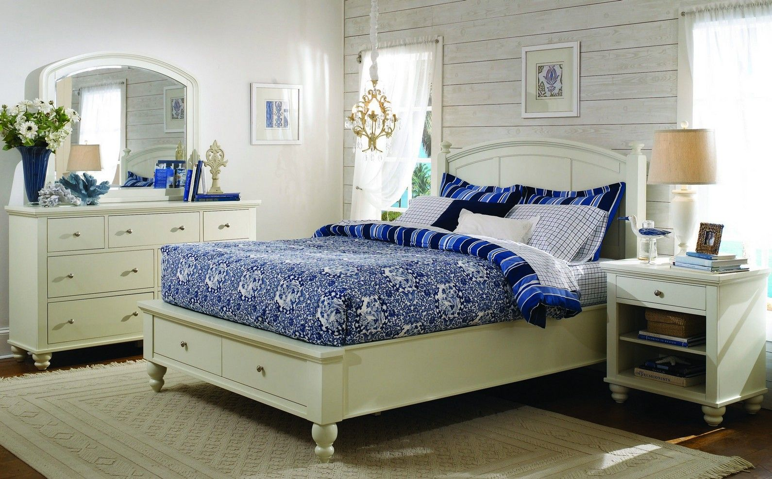 Bedroom organization cambridge eggshell queen bed with extra