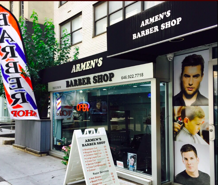 Barber Shop Near Midtown East Nyc Best Barbers Barber Shop Near