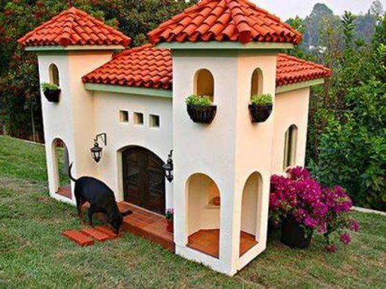 19 niches originales que vous allez absolument vouloir pour votre chien niche pour chien. Black Bedroom Furniture Sets. Home Design Ideas