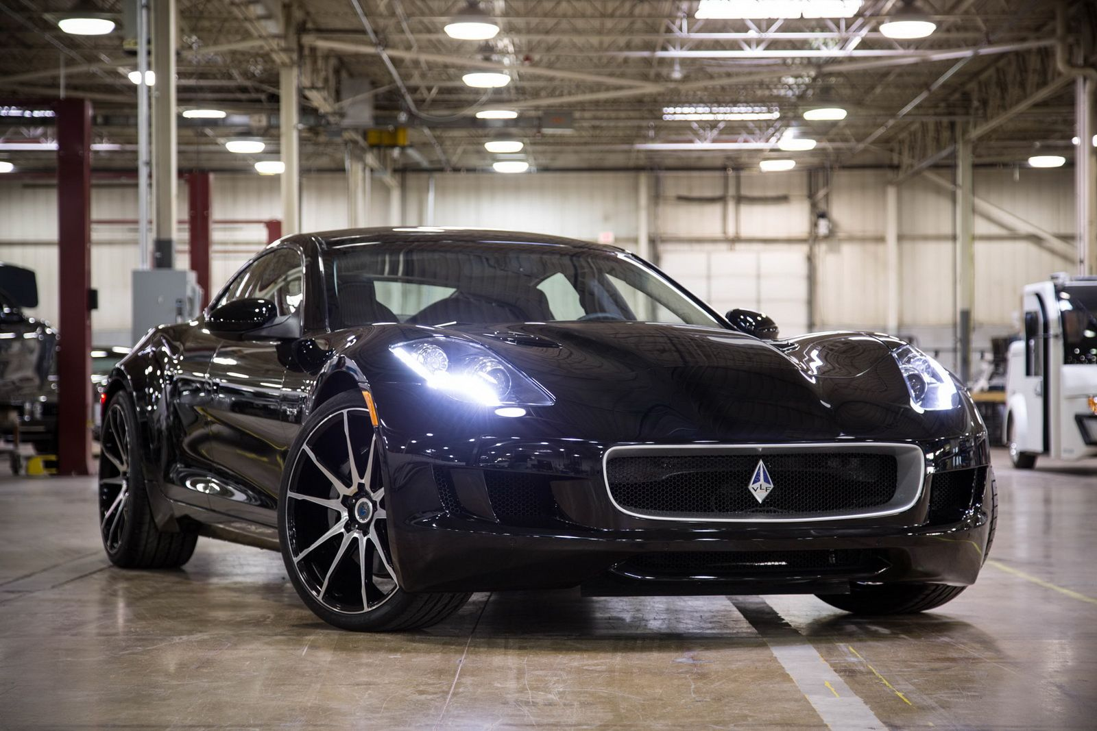 2017 Vlf Destino Takes The Fisker Karma To New Grounds In Detroit Carscoops Sports Car Car Luxury Cars