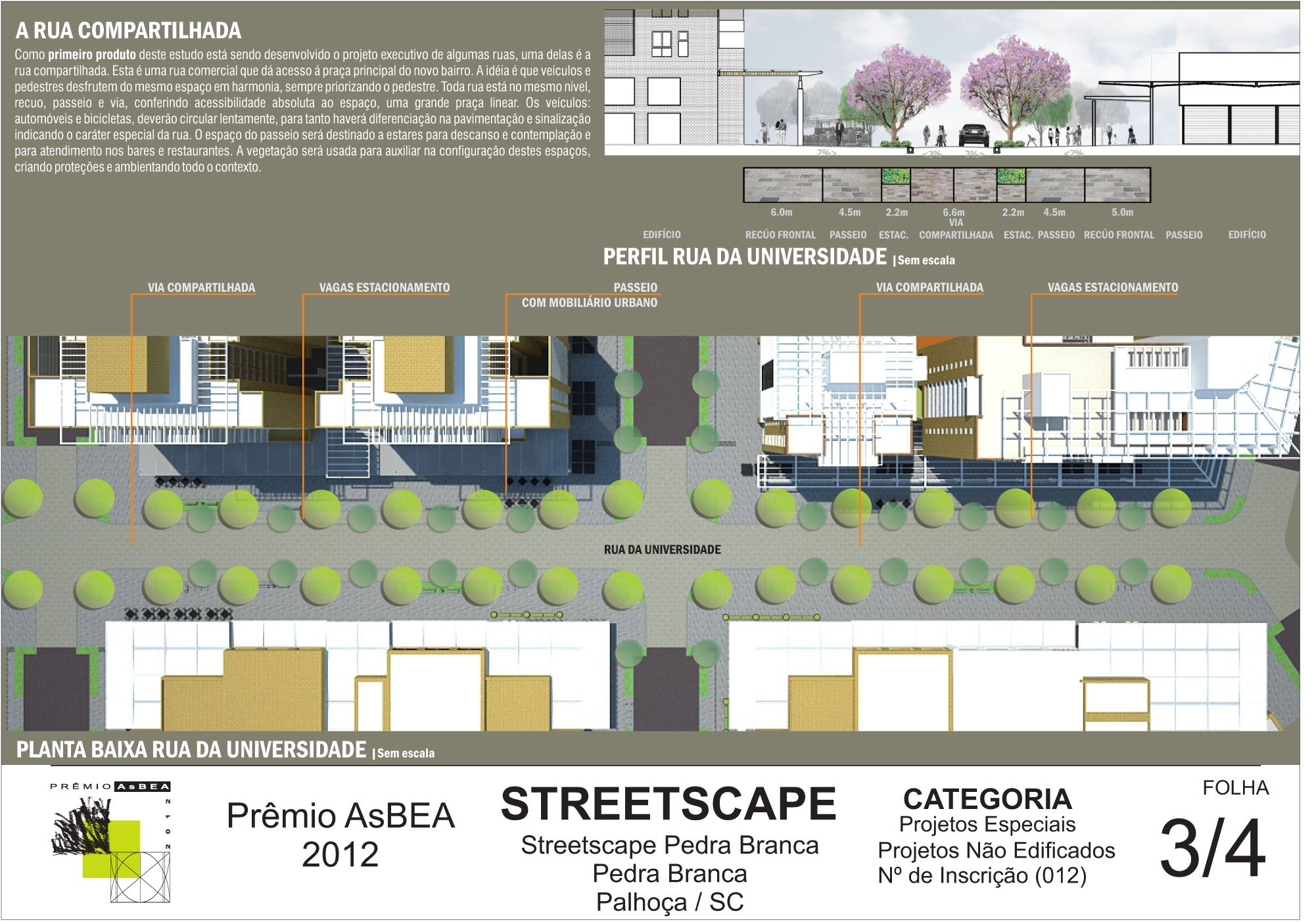 Galeria - Street Scape Pedra Branca / Jardins Arquitetura e Engenharia - 61