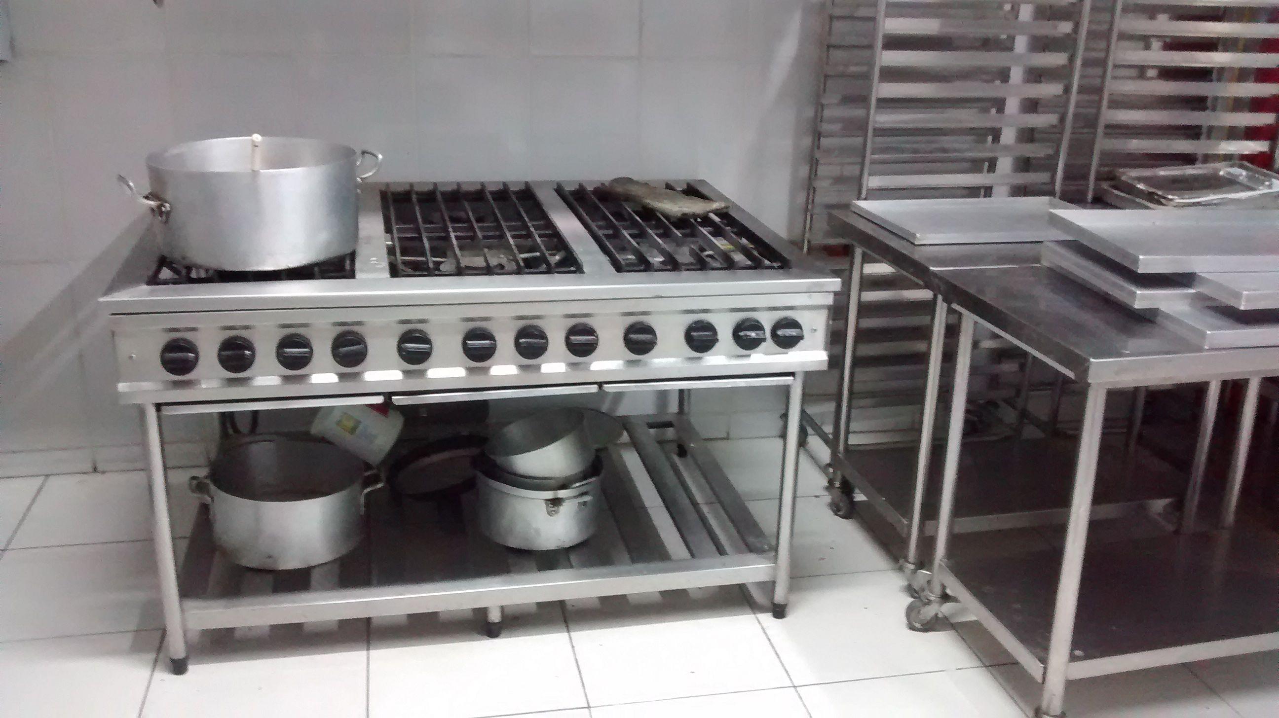 Cozinha Industrial Com Nfase Em Catering E Confeitaria Fog O 6