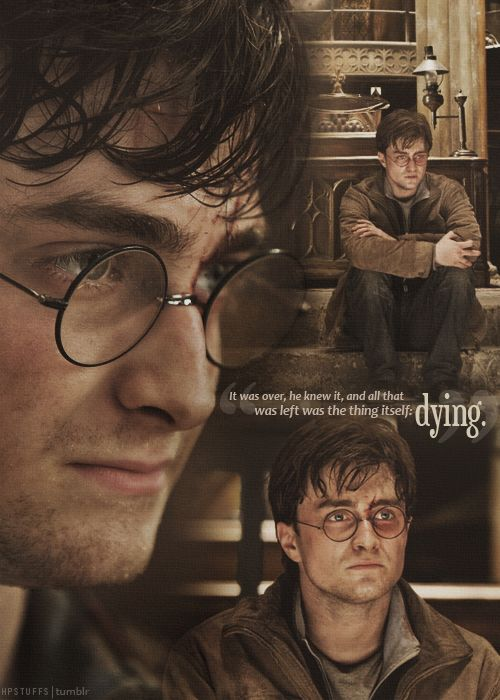 Just Watched This Scene About 5 Mins Ago I Really Need To Re Read The Series For Like The 20th Harry James Potter Harry Potter Obsession Harry Potter Love
