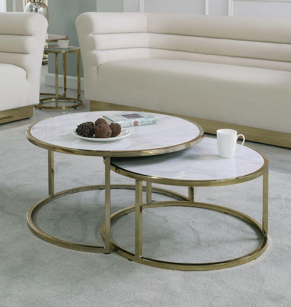 Massimo Ct Coffee Table 207 Meridian Furniture Coffee Tables Coffee Table Gold Coffee Table Furniture [ 990 x 939 Pixel ]
