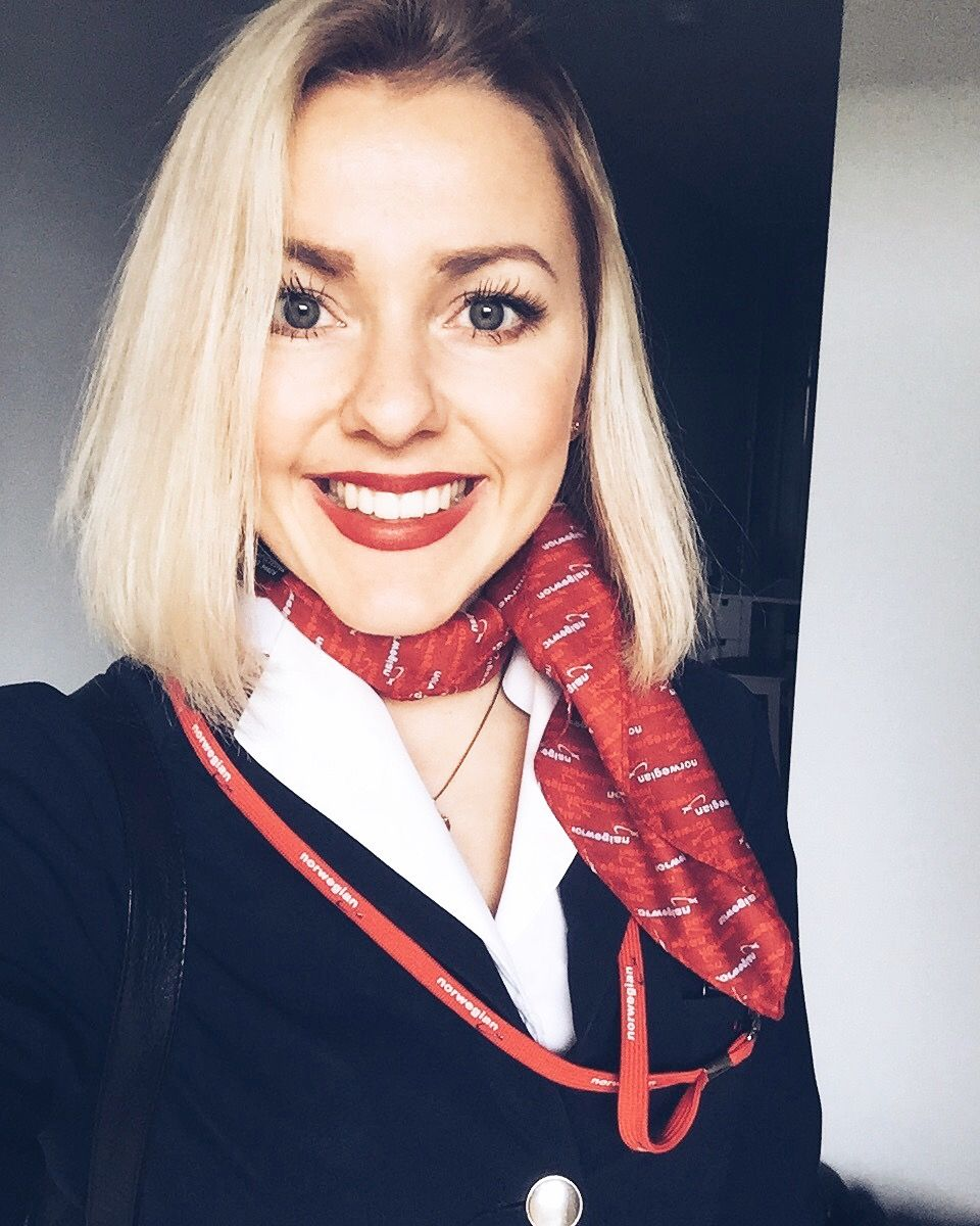 flight attendant. crew life. follow my instagram @julieberland