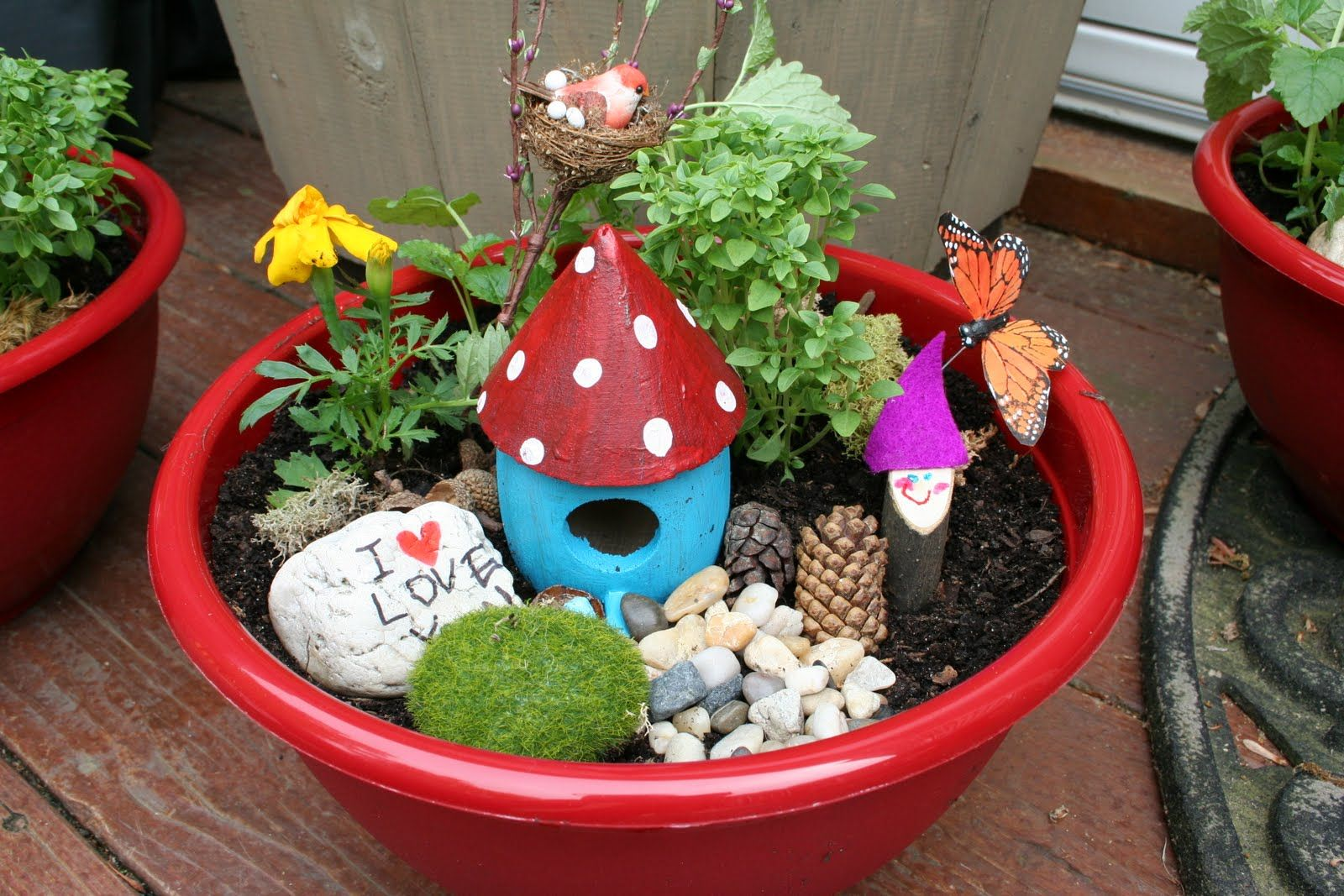 fairy garden supplies at michaels Google Search
