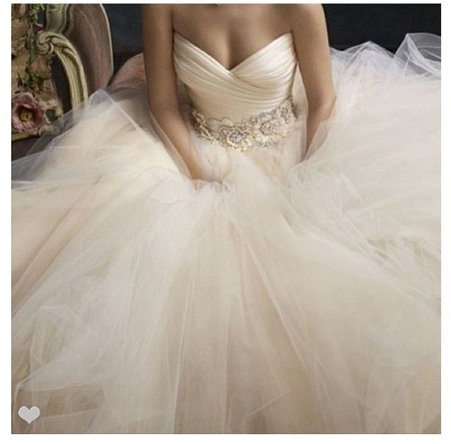 Princess Wedding gown. I love it!!