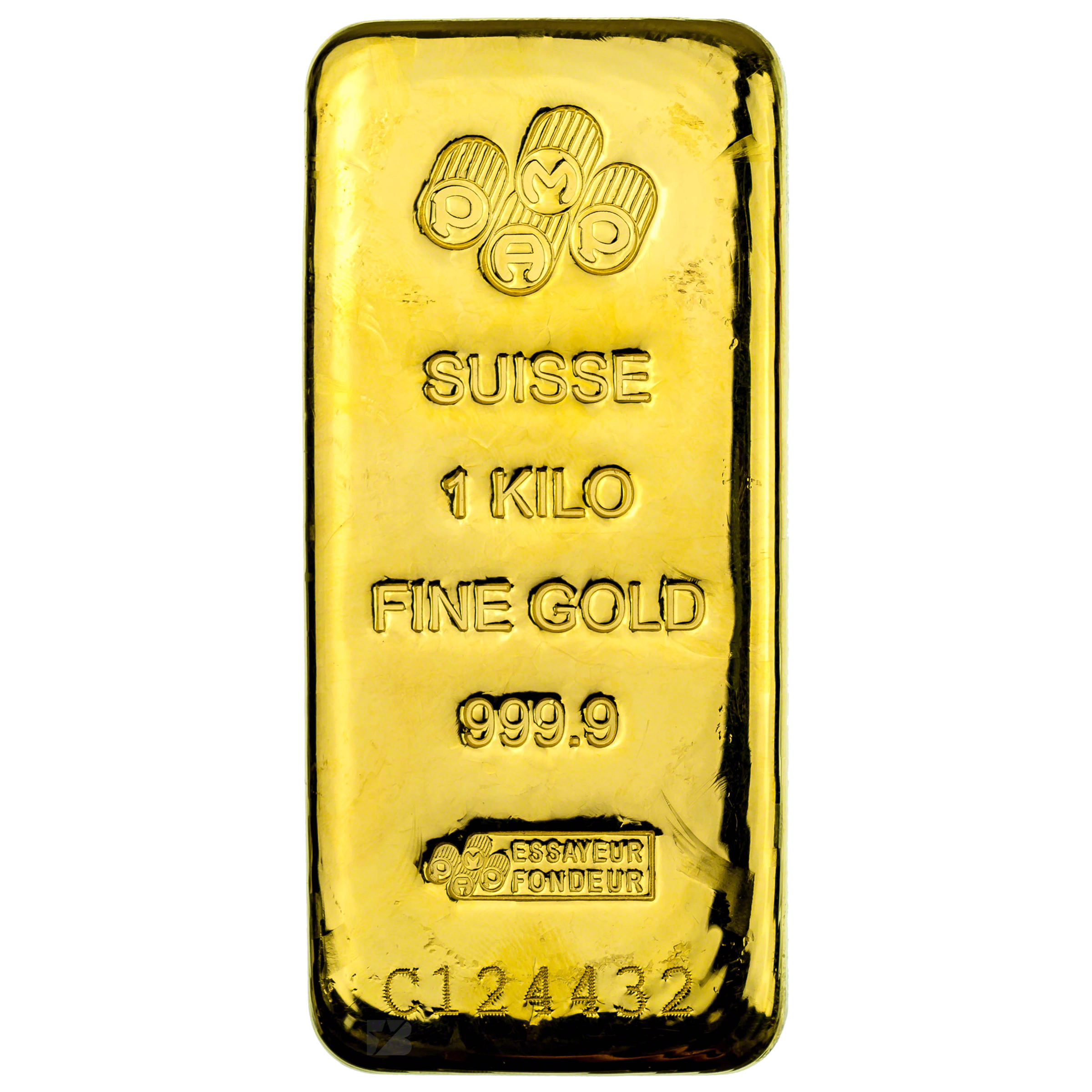 The Trend Of Converting Large 400 Ounce Gold Bars Into High Purity 1 Kilogram Bars For Supplying The Asian Markets Continued At Full Force Du Gold Bar Gold Bar