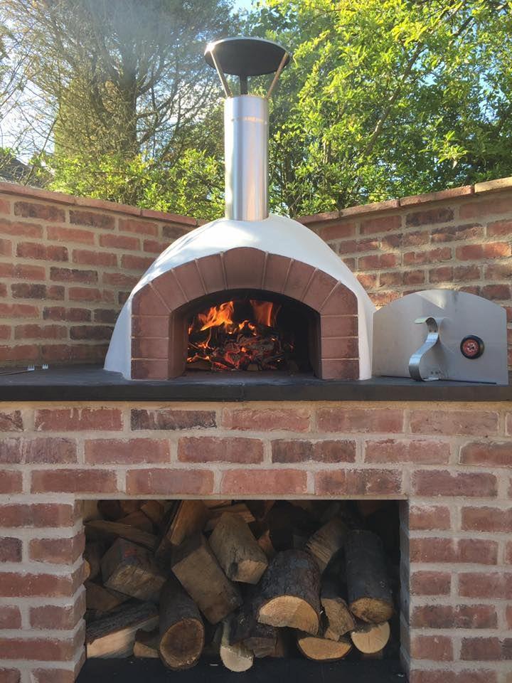 Mezzo 76 Kit Jacqui Bell The Stone Bake Oven Company