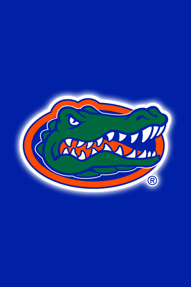 Set Of 12 Officially Ncaa Licensed Florida Gators Iphone Wallpapers Florida Gators Wallpaper Florida Gators Football Wallpaper Florida Gators Football