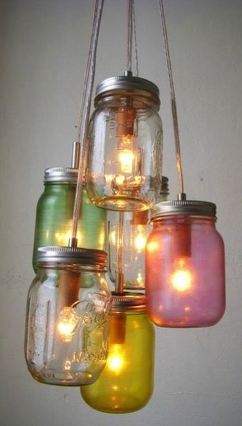 Estas ideas para reciclar botellas de vidrio y decorar tus for Ideas para reciclar botellas de vidrio