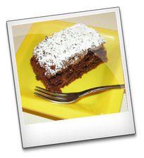 Cooking with Food Storage: Chocolate Zucchini Cake