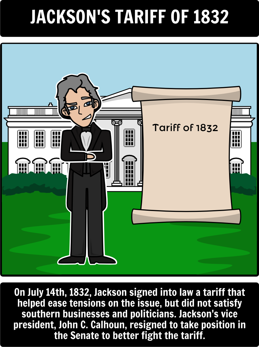 jacksonian democracy a corrupt bargain for this activity jacksonian democracy jackson and the tariff crisis this activity will help students lay out