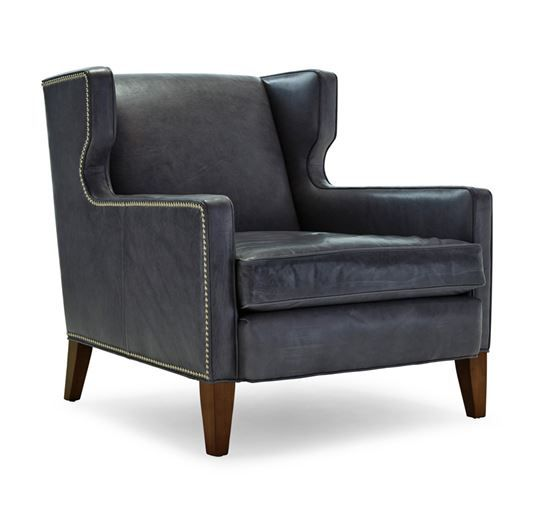 Marsden Wing Chair Leather Available Online And In Stores