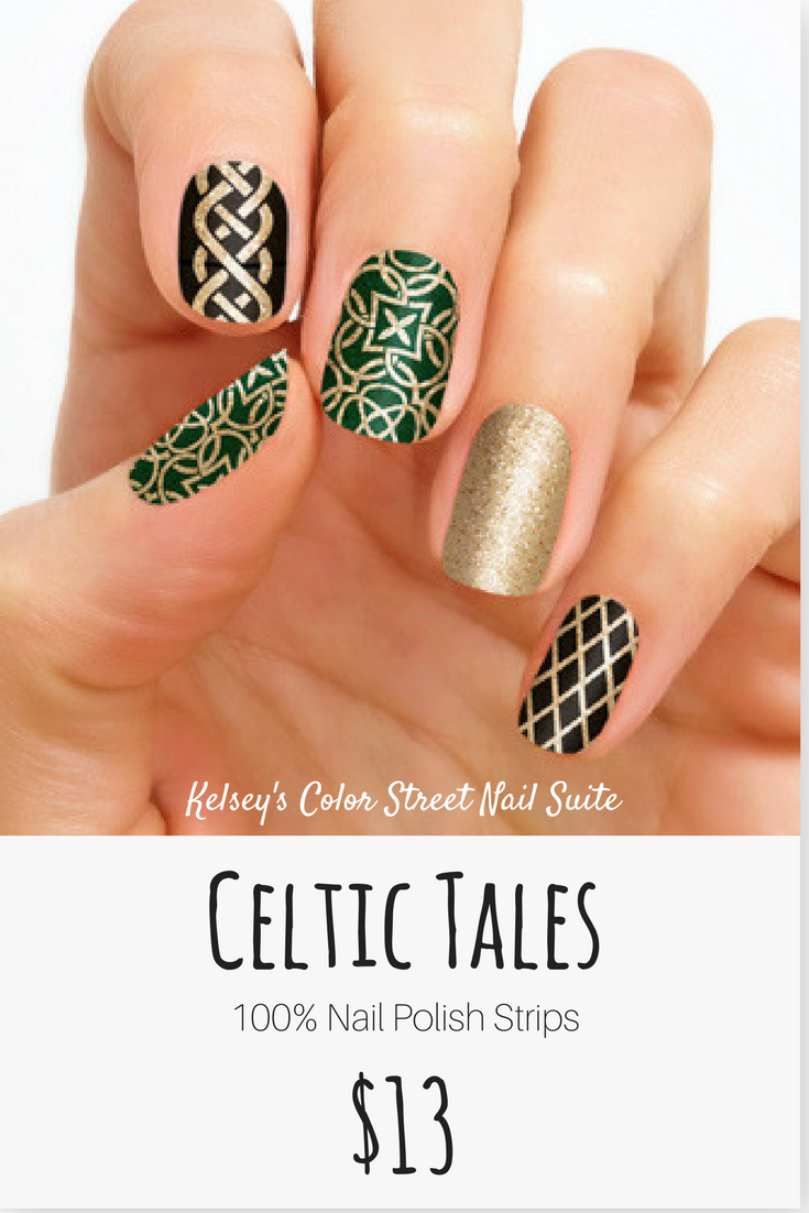 color street tales celtic