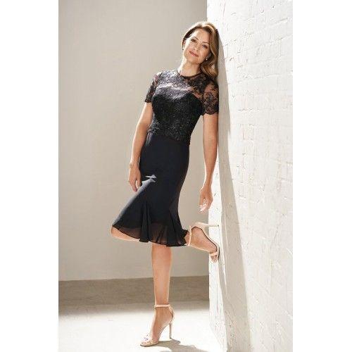 Jasmine Black Label Mother Of The Bride Dress M200006
