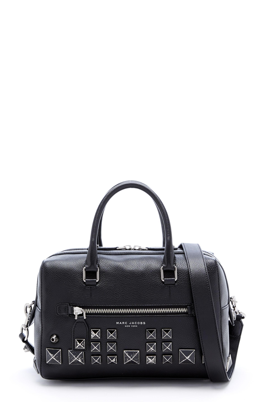 9964ce2f7f Marc Jacobs Bag, Marc Jacobs Handbag, Studs, Girls Bags, Cow Leather,