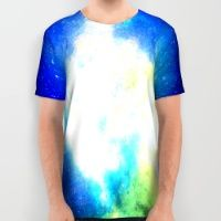 Place To Be Born All Over Print Shirt