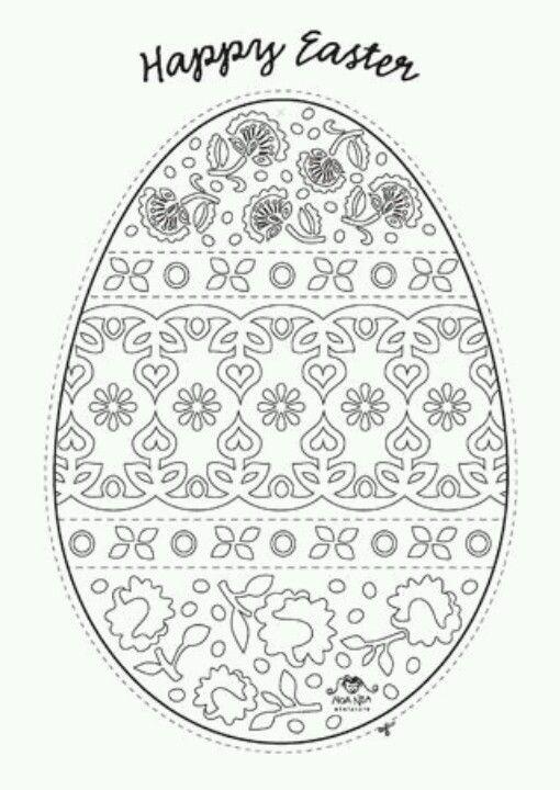Noa Noa Easter Egg For Coulering Found It On The Noa Noa Facebook Page Nice Pedagogiskt Pyssel Forskoleideer Paskagg