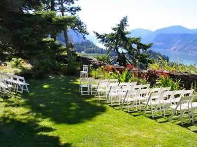 Griffin House On The Columbia River Gorge Weddings Columbia Gorge