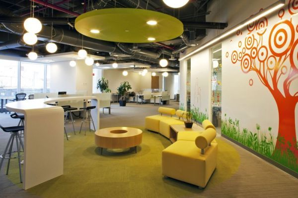 Strange 17 Best Images About Corporate Office Design Trends On Pinterest Largest Home Design Picture Inspirations Pitcheantrous