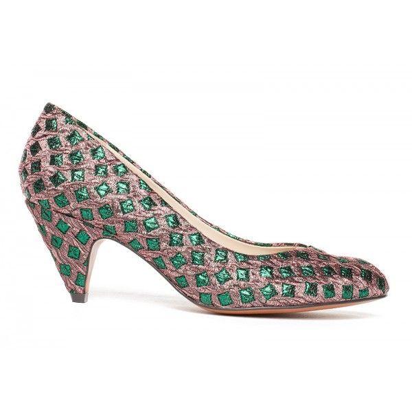 Court shoes by Bimba + Lola