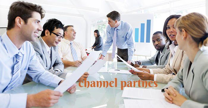 Channel partner opportunity***** Channel partner ...