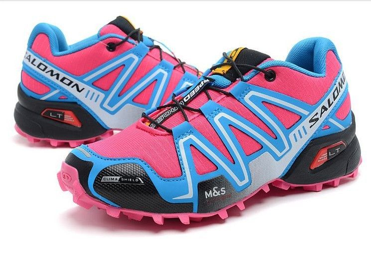free shipping sneaker shoes brand outdoor hiking shoes Salomon shoes  running Solomon sneakers for women $55.00