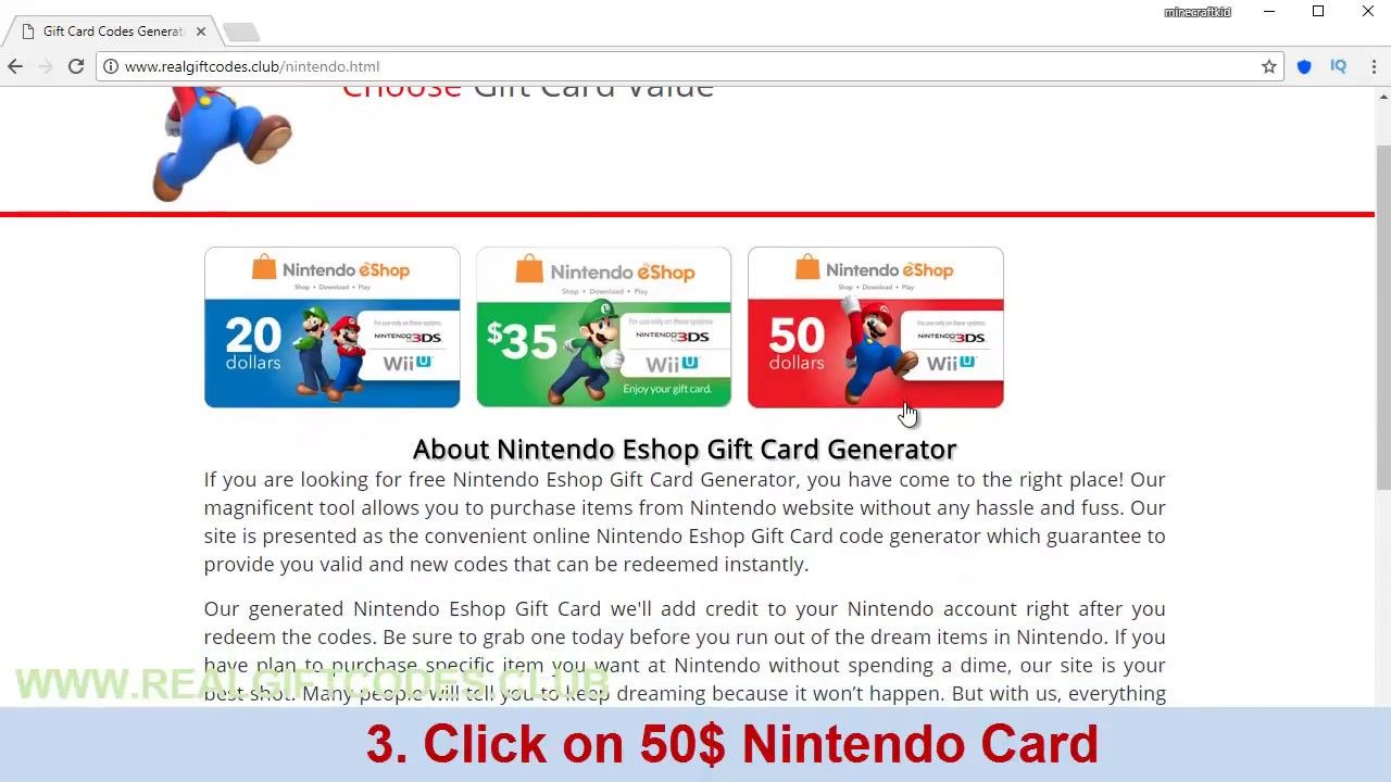 How To Get Free Eshop Codes Nintendo Eshop Card Codes Free