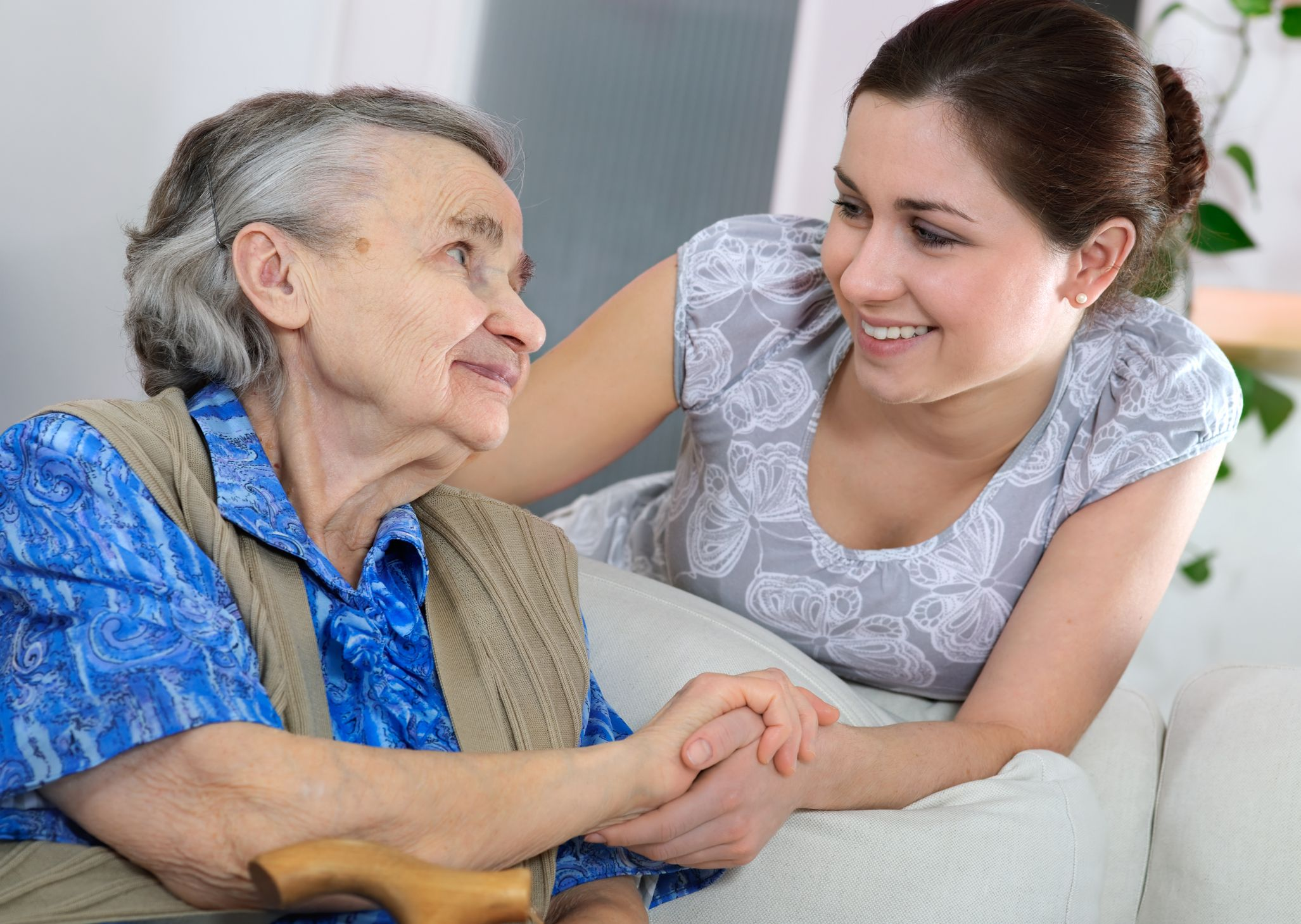 Senior Helpers of Central TX provides caregivers and home care for seniors  and others in Central