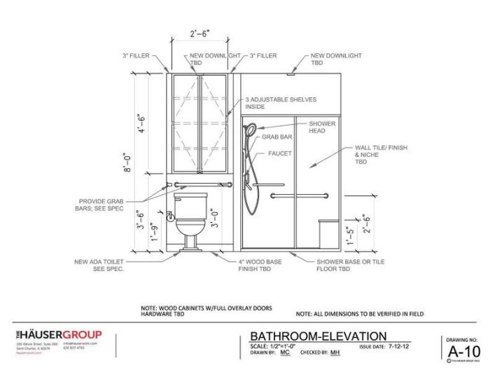 Ada Residential Bathroom Dimensions Google Search Bathroom