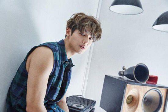 Minhyuk teaser image for 2gether
