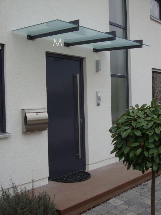 Canopies Glass Canopy Dessau Avec Images Entree Moderne Porche Maison Auvent En Acier