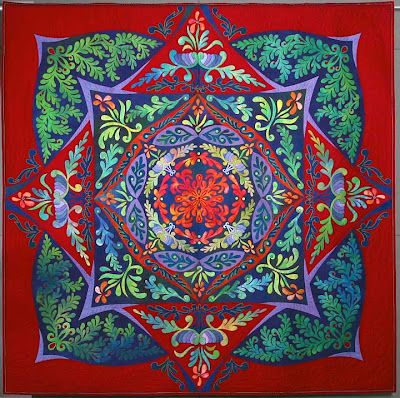 The Jury Is Still Out Ricky Tims On Cbs Quilts Applique Quilts Art Quilts