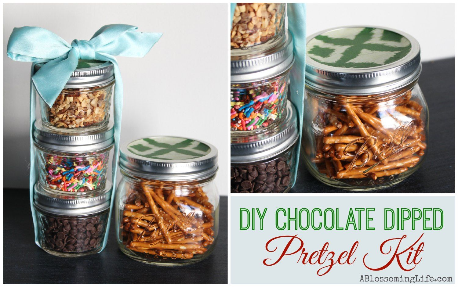 5 Unique Homemade Gifts in a Jar