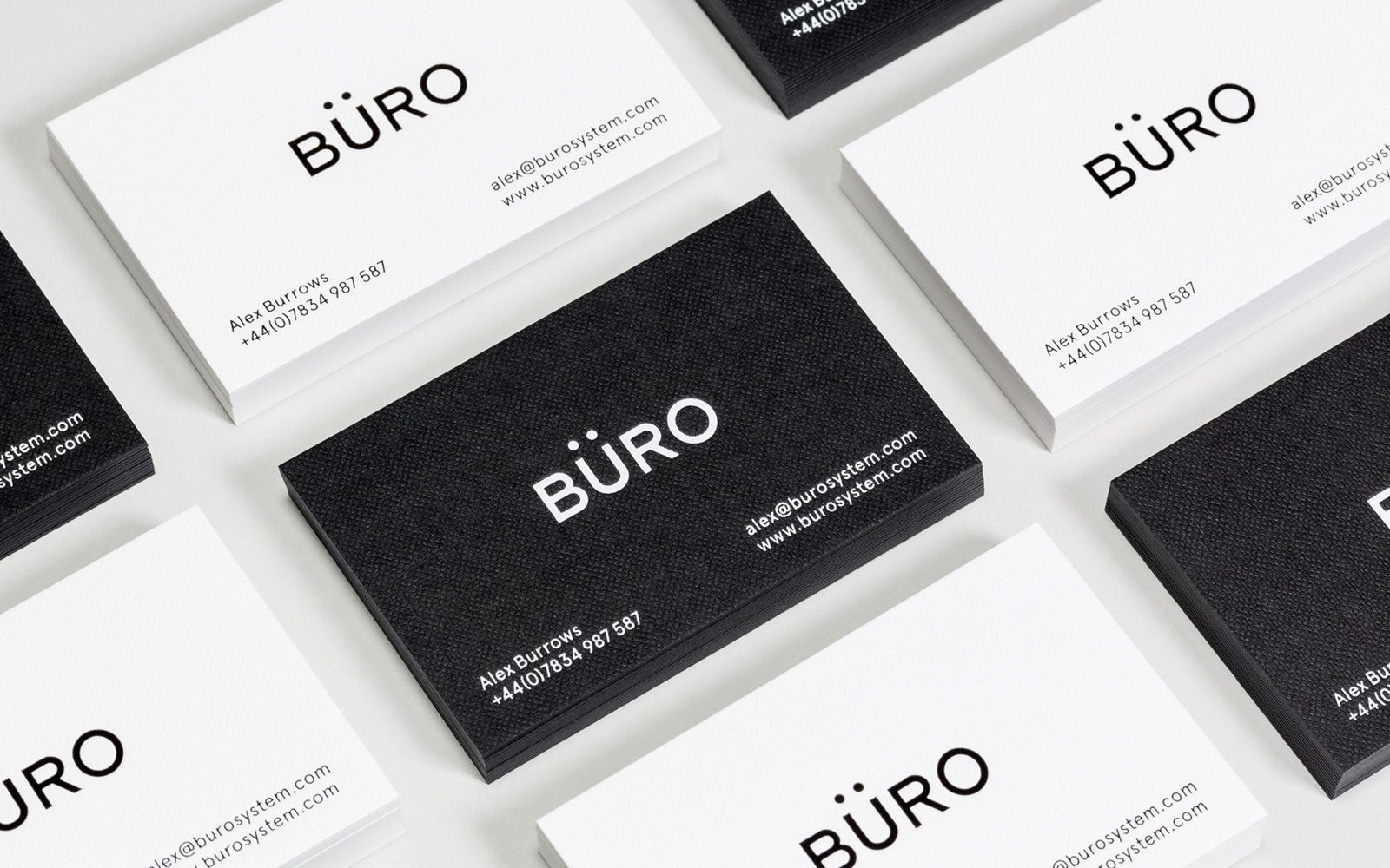 Business Cards Design Inspiration #010 | youandsaturation | Identity ...