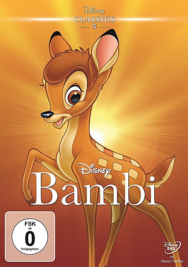Bambi Dvd Jetzt Bei Weltbild De Online Bestellen Bambi Bambi Disney Disney Dvd
